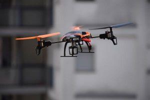Wyścigowy dron od Walkera