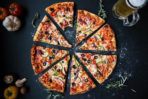 Jaką pizzę wybrać?