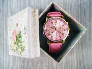Kupno zegarka z grawerem