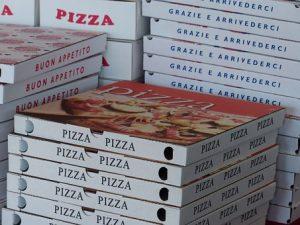 Zakup opakowań do pizzy