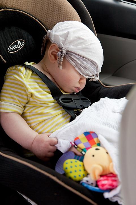 Systemy poprawiające bezpieczeństwo fotelików samochodowych