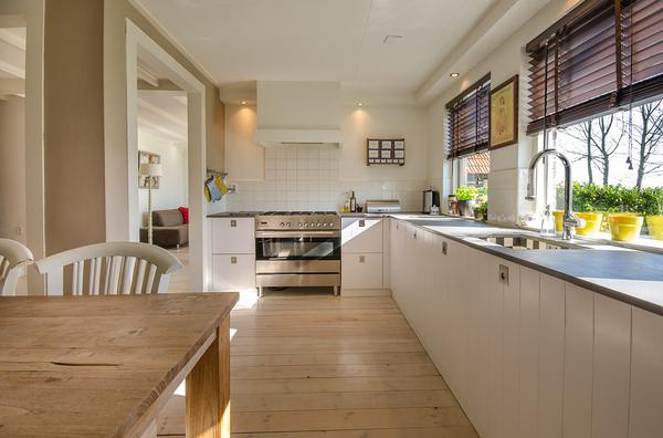 Wymiana mebli w kuchni