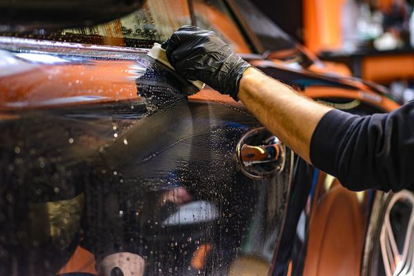 zabezpieczające pasty do lakieru samochodowego