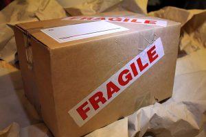 Wysyłanie paczki z Polski do Anglii