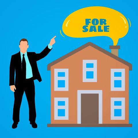 Biuro nieruchomości pomoże w sprzedaży domu