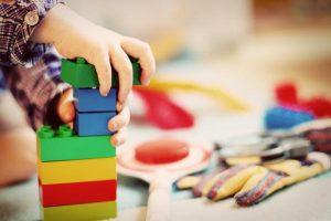 Świetnej jakości klocki dziecięce
