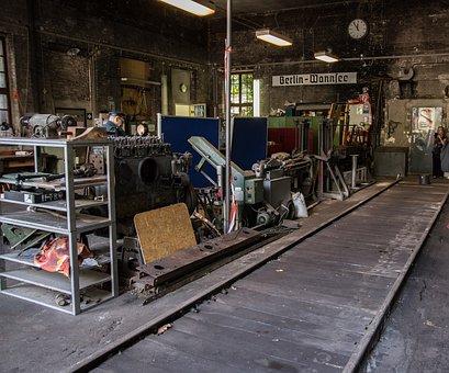 Mobilne wózki warsztatowe