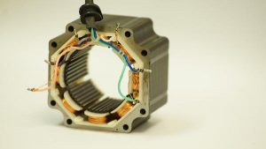 Silnik elektryczny jako napęd maszyn