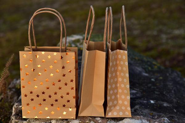 Ekologiczne papierowe torby