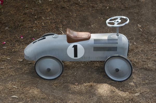Mały motorek dla dziecka