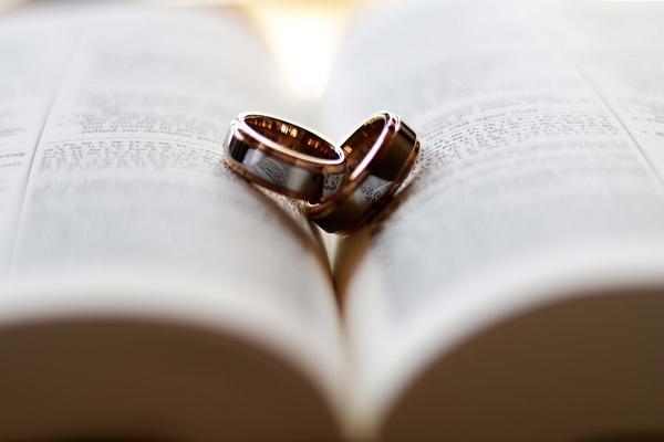 Obrączki z tytanu na ślub