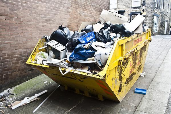Odzyskiwanie różnych typów odpadów przemysłowych