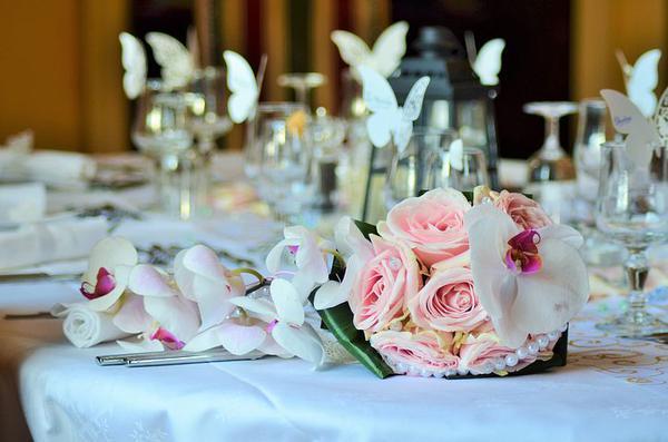 Można sobie ułatwić przygotowanie wesela