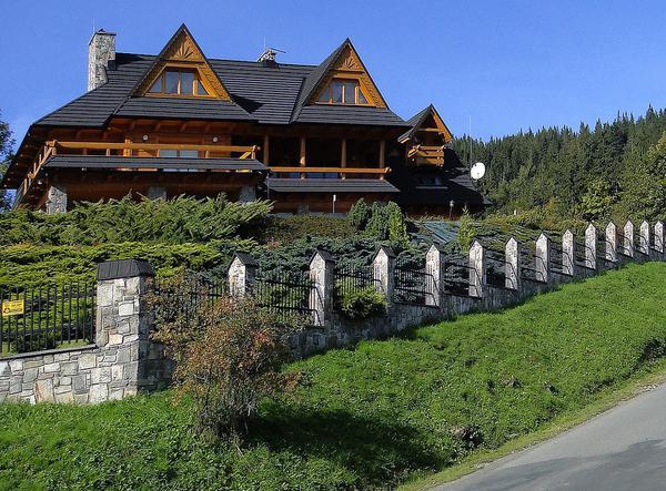 Możliwość wynajęcia ładnego domku w górach