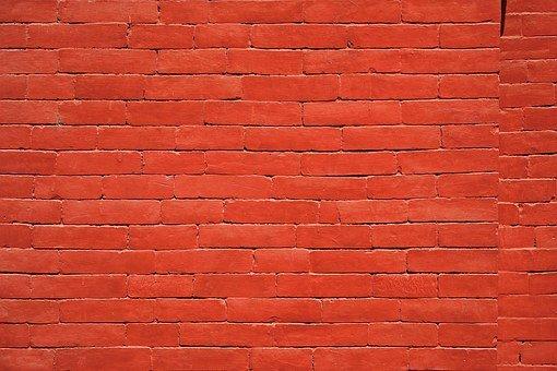 Dostępne imitacje ceglanej ściany