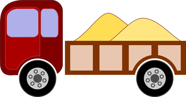 Pojazdy transportujące materiały sypkie