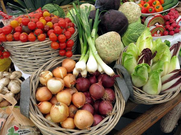 Produkty z wegańskich składników