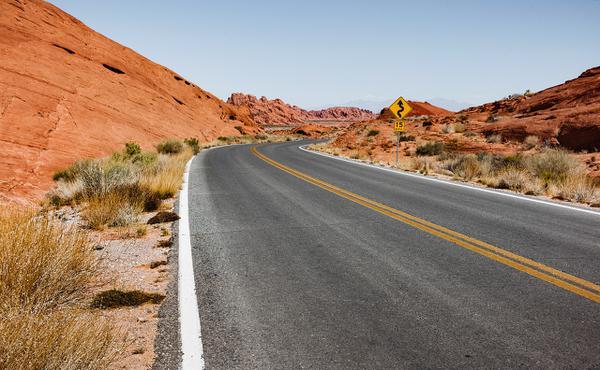 trwały asfalt drogowy